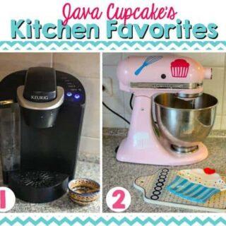 {Behind the Blog} My Kitchen Favorites