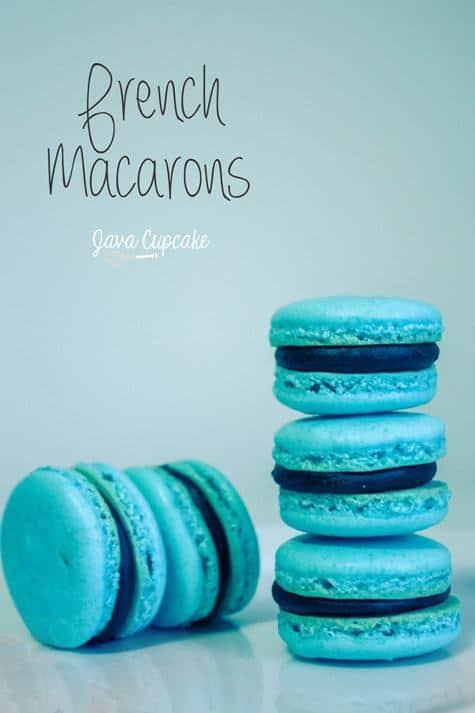 French Macarons | JavaCupcake.com