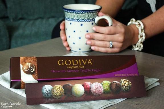 GODIVA Truffle Flights™ | JavaCupcake.com
