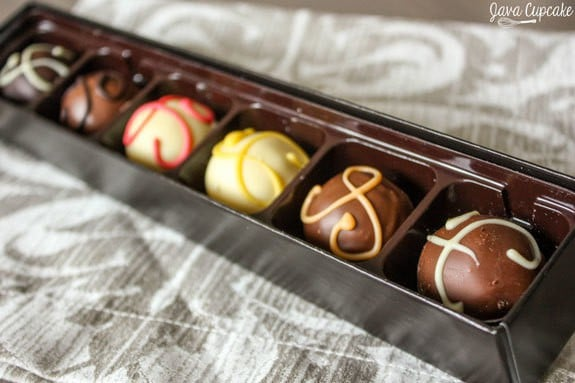An Afternoon with GODIVA Truffle Flights ™