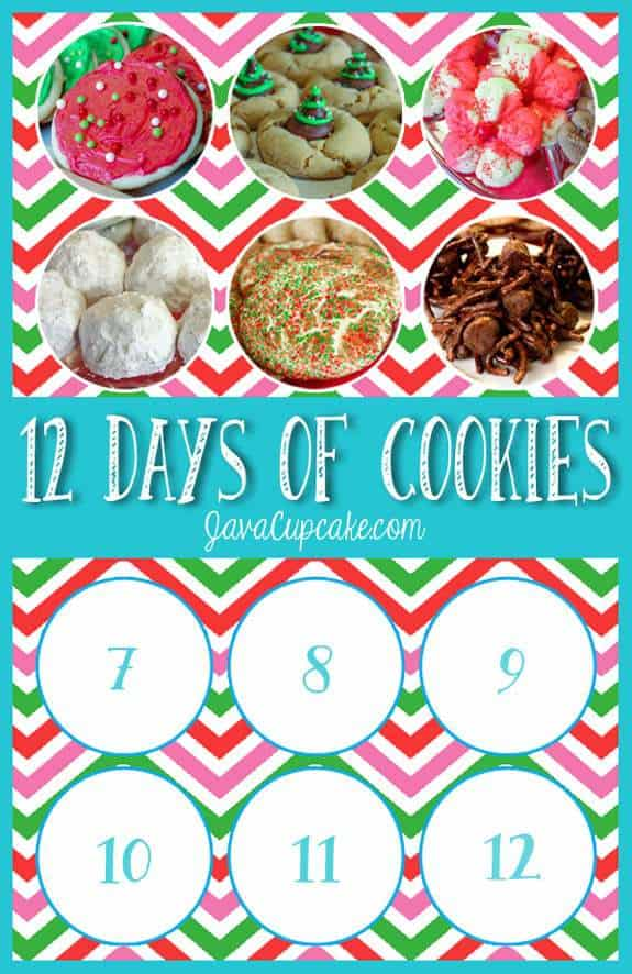 12 Days of Cookies   Day 6: Haystacks | JavaCupcake.com