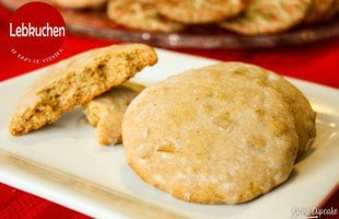 12 Days of Cookies – Day 7: Lebkuchen