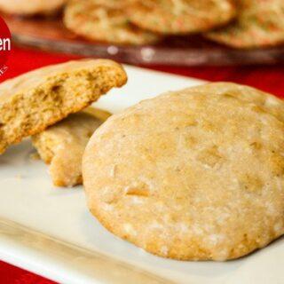12 Days of Cookies – Day 7: Lebkuchen