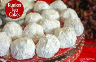 12 Days of Cookies – Day 4: Russian Tea Cakes
