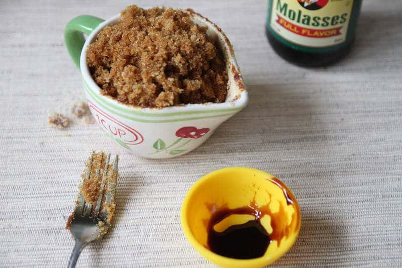 Homemade Brown Sugar by BranAppetit for JavaCupcake.com
