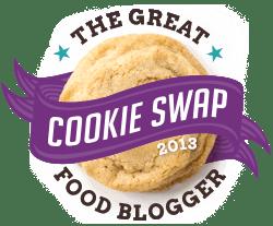 The Great Food Blogger Cookie Swap 2013: <br> Apple Snickerdoodles | JavaCupcake.com