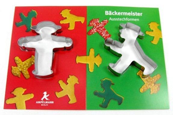 Amplemann Cookie Cutters | JavaCupcake.com