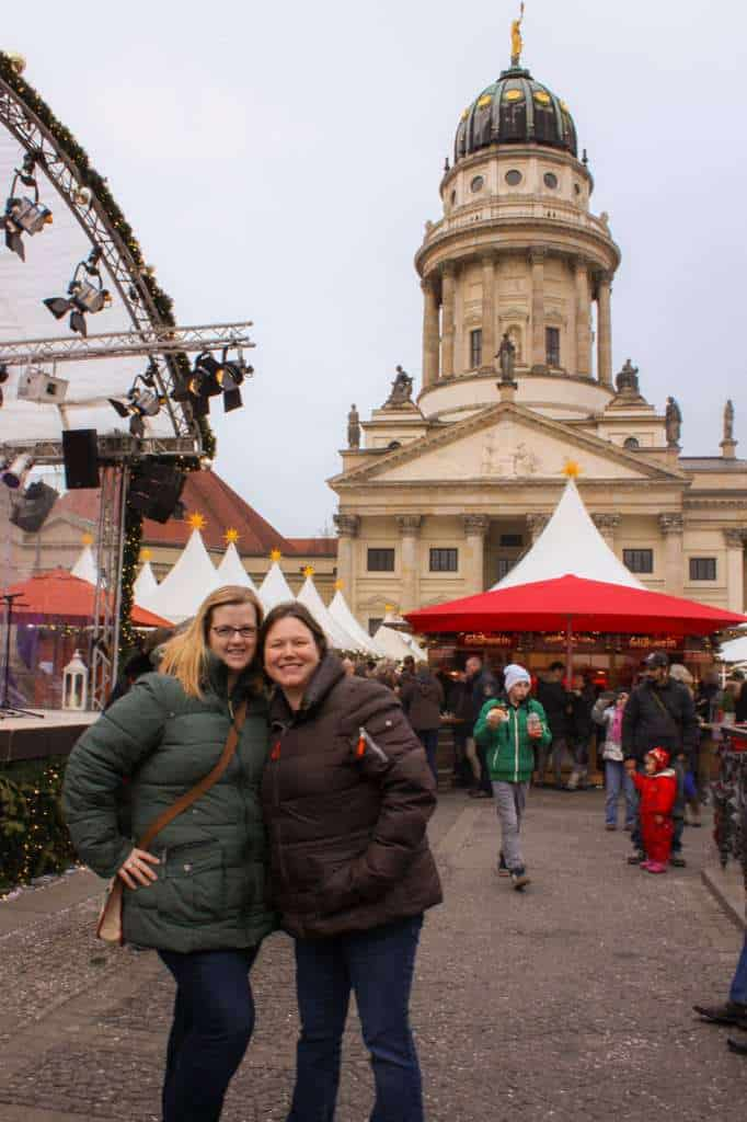 WeihnachtsZauber Gendarmenmarkt Berlin | JavaCupcake.com