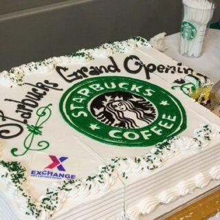 Starbucks Grafenwoehr Grand Opening