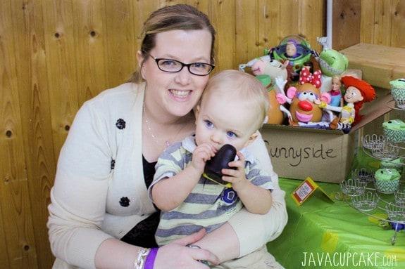 Toy Story Party   JavaCupcake.com