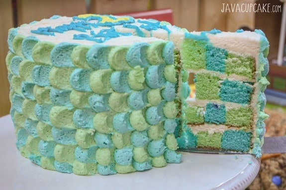 Phenomenal Toy Story Checkerboard Cake Javacupcake Personalised Birthday Cards Veneteletsinfo