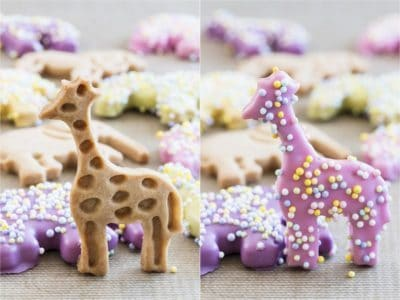 Animal Cookies by bake. love. give.