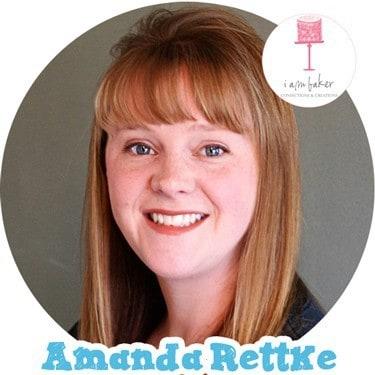 Amanda Rettke of i am baker