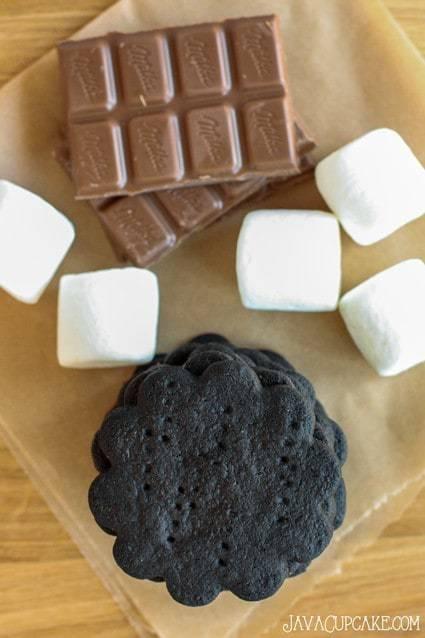 Homemade Chocolate Graham Crackers - Perfect for s'mores! | JavaCupcake.com
