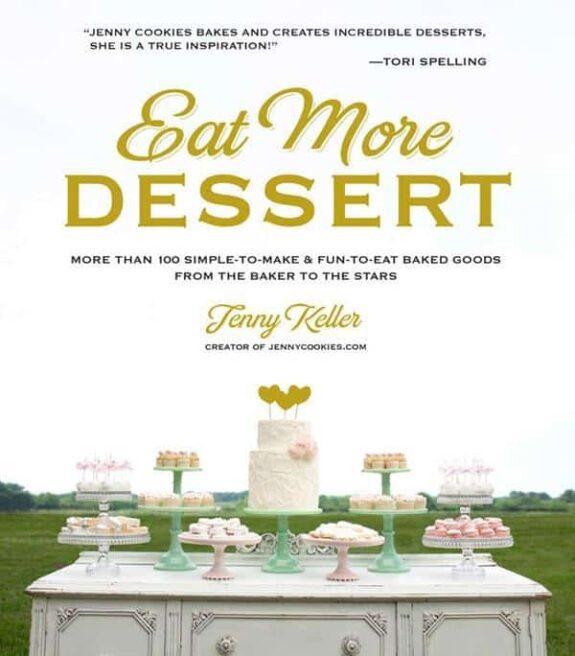 Eat More Dessert Book Tour