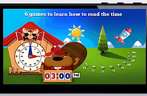 Apparoo App of the Week: Tic Toc Time - Only $.99 - For a limited time!