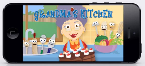 Apparoo App of the Week: Grandma's Kitchen