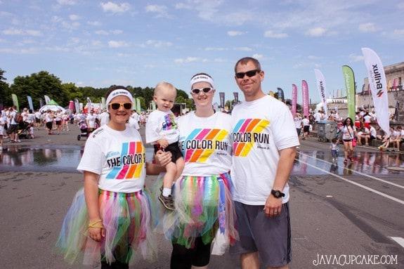 The Color Run  Nürnberg | JavaCupcake.com