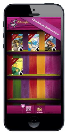 Apparoo App of the Week: iStoryTime