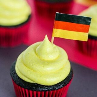 Germany Cupcakes