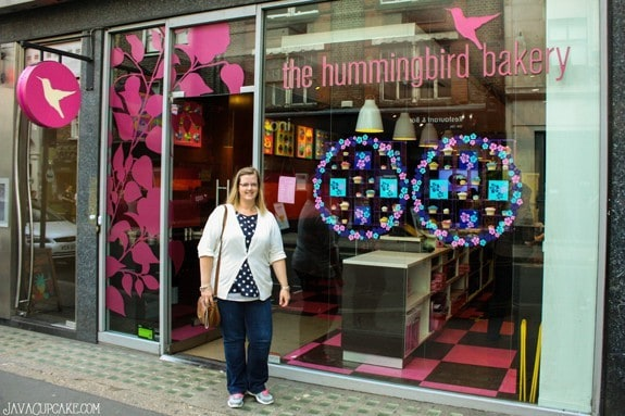 {Review} The Hummingbird Bakery - London, England | JavaCupcake.com