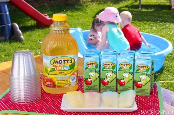 Mott's for Tots - Nurture the potential in every kid every day! | JavaCupcake.com