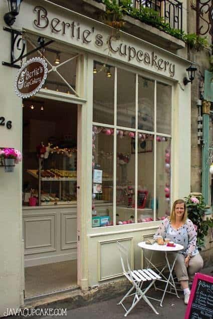 {Review} Bertie's Cupcakery – Paris, France