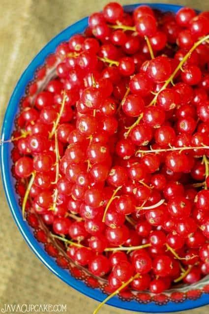 Red Currants #RedCurrantWeek