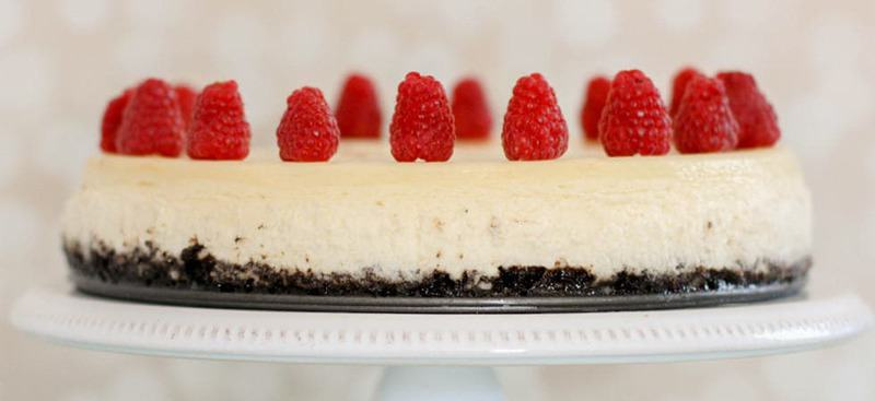 Very Berry Cheesecake | JavaCupcake.com