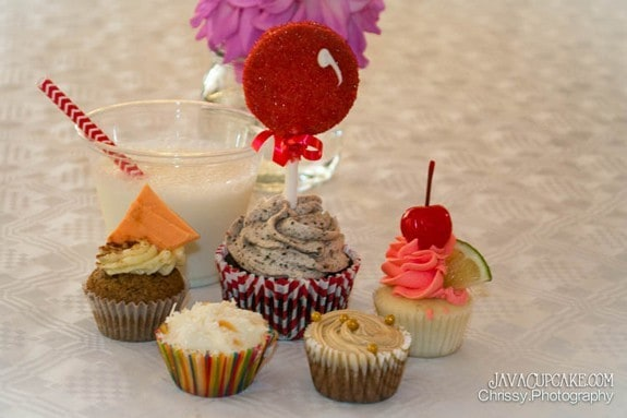 Cupcake Wars in Vilseck, Germany | JavaCupcake.com
