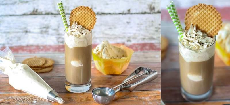 Eiskaffe-