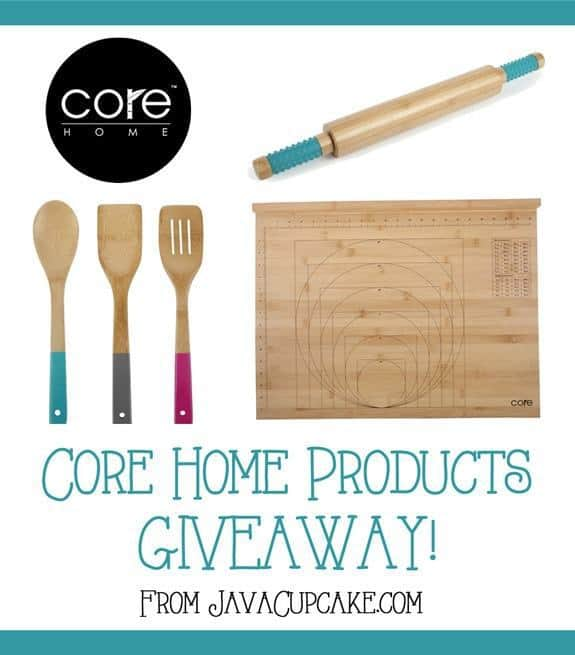 Cooking with Core Home Products