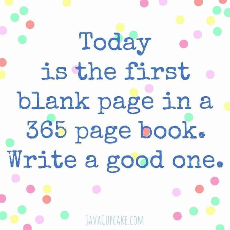 365 New Days – Hello 2015!