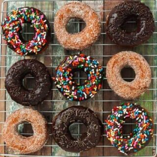 Farmhouse Style Doughnuts
