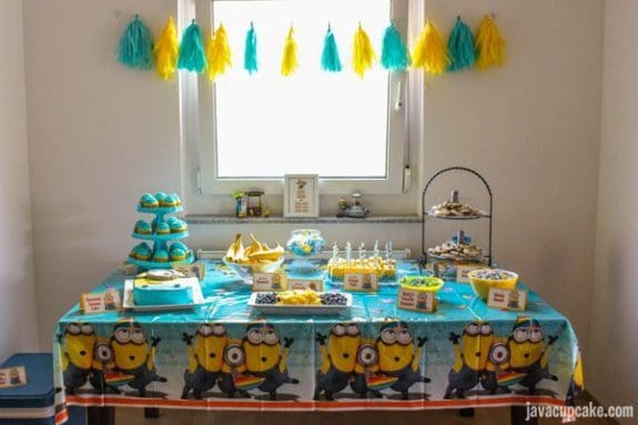 Minion Birthday