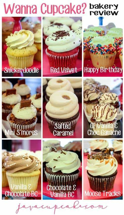 Wanna Cupcake Bakery Review | JavaCupcake.com