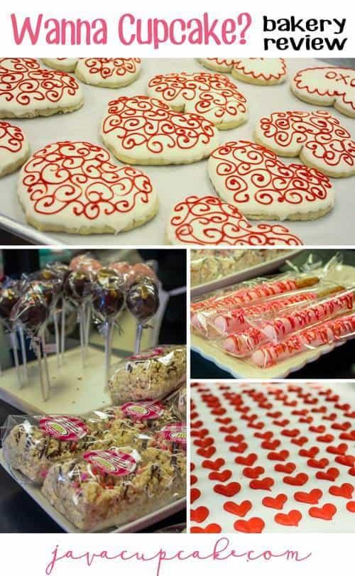 Wanna Cupcake Bakery Review   JavaCupcake.com
