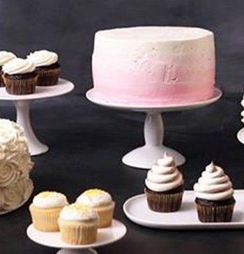 5 Amazingly Simple Cake Decorating Ideas | JavaCupcake.com
