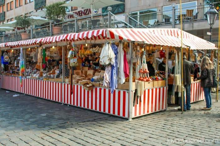 Nuremberg Easter Market | JavaCupcake.com