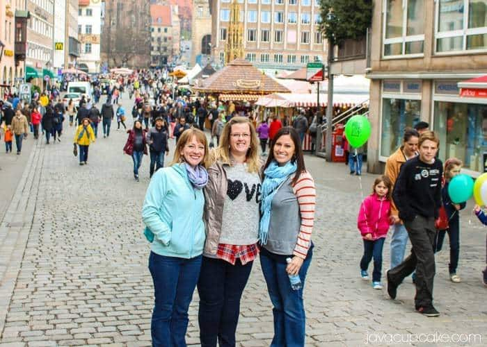 Explore the Nuremberg Easter Market