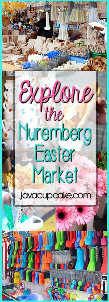 Explore the Nuremberg Easter Market with JavaCupcake.com