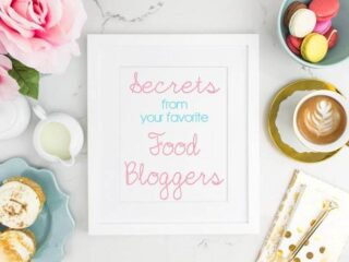 Secrets from your Favorite Food Bloggers - Real life stories about the mess-ups, mistakes and mishaps that happen behind the scenes of your favorite food bloggers! | JavaCupcake.com