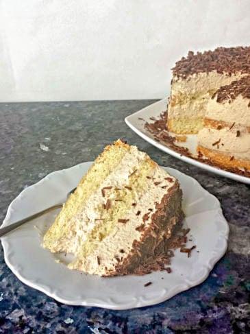 Mokka Sahne Torte