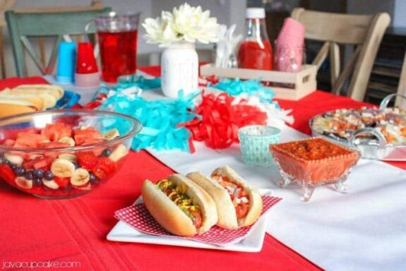 Fourth of July Soiree
