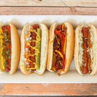 Kick Off Summer with a Hot Dog BBQ