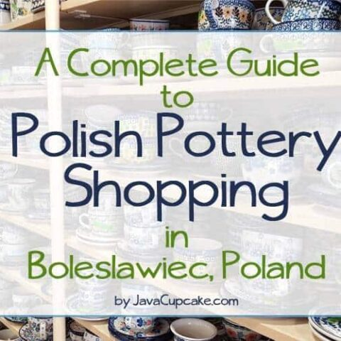 Polish Pottery Shopping in Poland: A Complete Guide