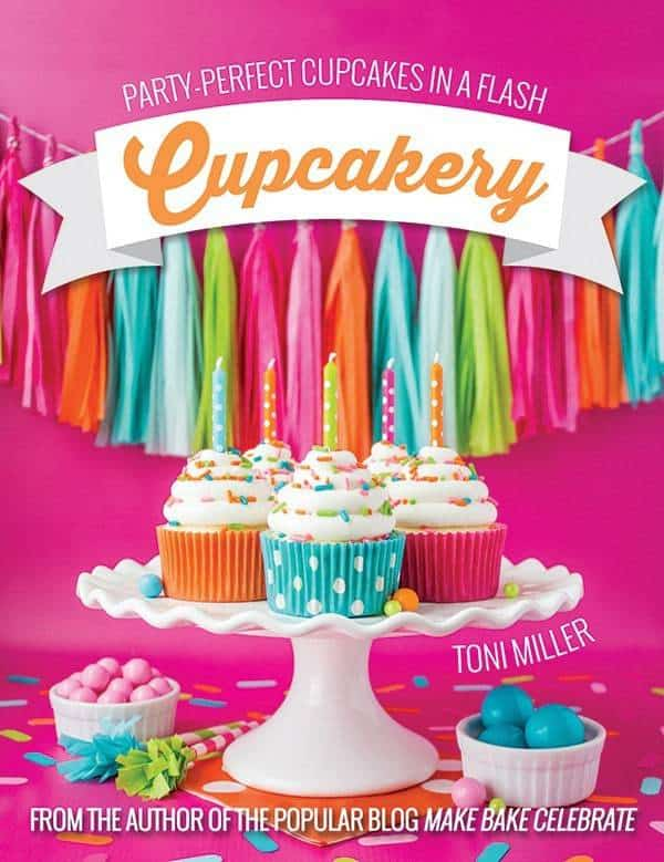 Review: Cupcakery by Toni Miller | JavaCupcake.com