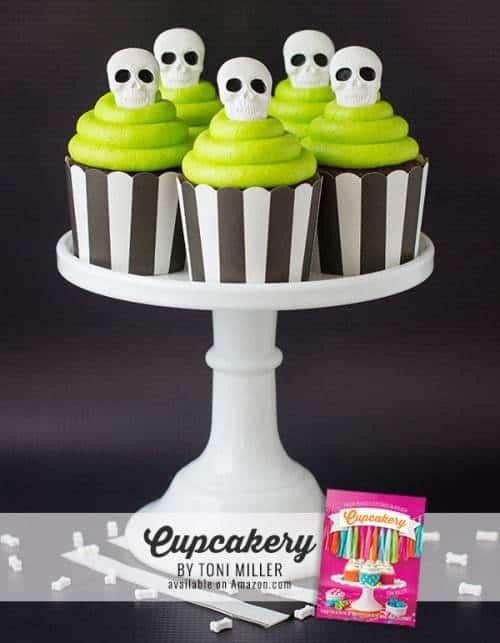 Review: Cupcakery by Toni Miller   JavaCupcake.com