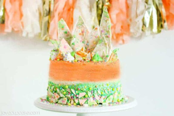 Katherine Sabbath Inspired Cake | JavaCupcake