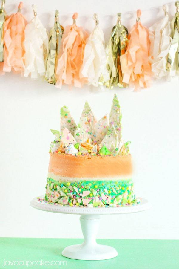 Katherine Sabbath Inspired Cake   JavaCupcake